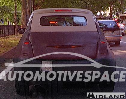 New Fiat 500 Cabrio 2015