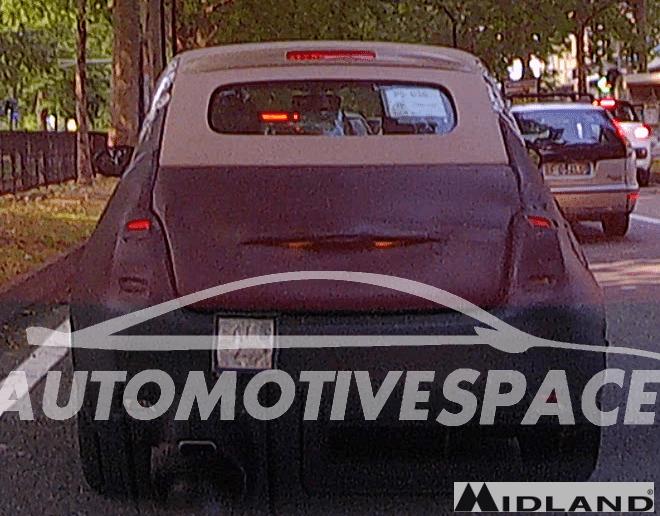 Nuova Fiat 500 Cabrio 2015