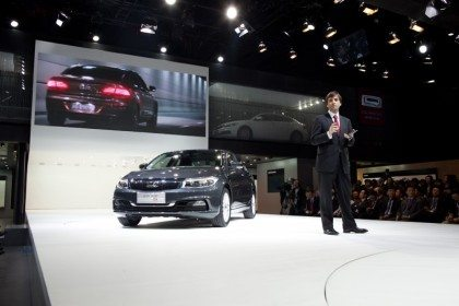 Executive Director of Sales Marketing of Qoros Automotive Co. Ltd. Stefano Villanti introduced the variants and pricesof the Qoros 3 Sedan1 e1385474997528 Intervista a Stefano Villanti, Direttore Esecutivo Marketing, Vendite e Strategie di Prodotto di Qoros