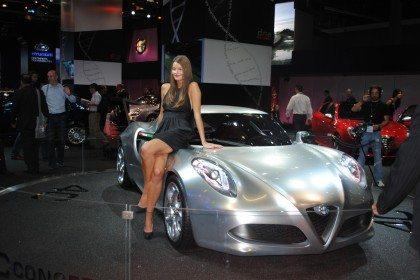 Alfa Romeo 4C FCA