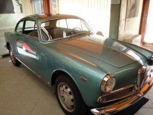 AR Giulia SPRINT 1962