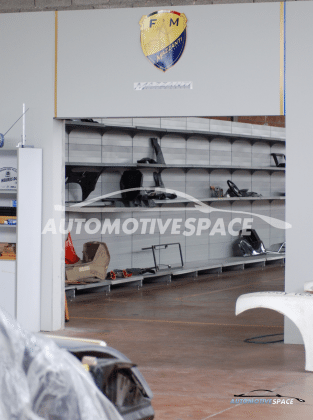 Mazzanti Automobili Assembly Department