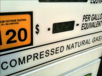 Il metano ti da una mano? automotive space
