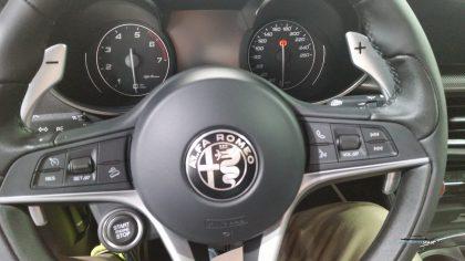 Cruscotto Alfa Romeo Stelvio