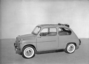 Fiat 600 trasformabile