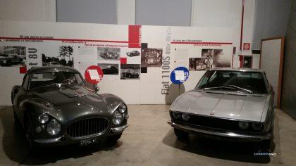 Fiat 8V e Fiat 2400 Dino Coupè
