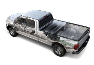 2012 Ram 2500 Heavy Duty CNG with bi-fuel capability