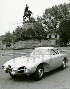 Abarth 1500 Bertone 1952
